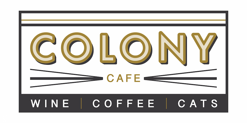 colony cafe logo