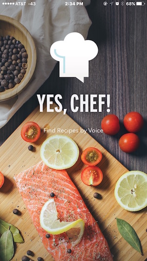 Yes, Chef! app