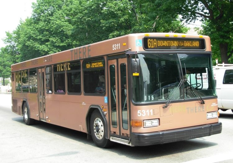 100 Million For A New Transit Corridor Bus Rapid Transit Project