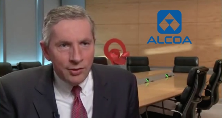 Klaus Kleinfield, Chairman/CEO Alcoa discusses how Alcoa's transformation is accelerating.
