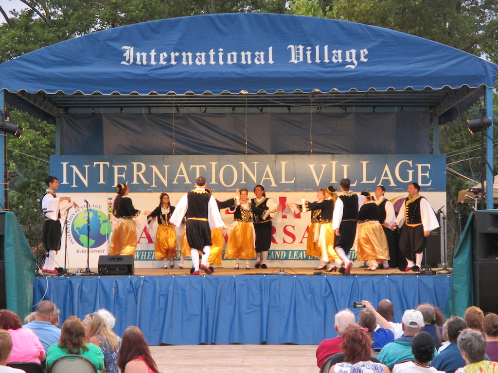 International Food Village Mckeesport