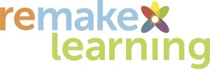 remake learning logo