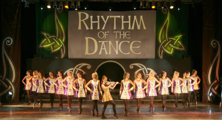 Rhythm of the Dance at The Hillman Center for Performing Arts, Photo courtesy of Rhythm of the Dance/Shady Side Academy