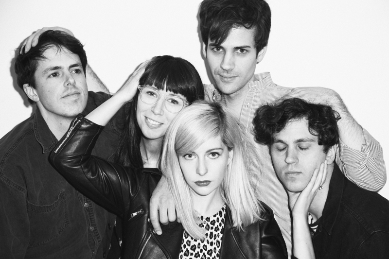 Alvvays, photo by Norman Wong.