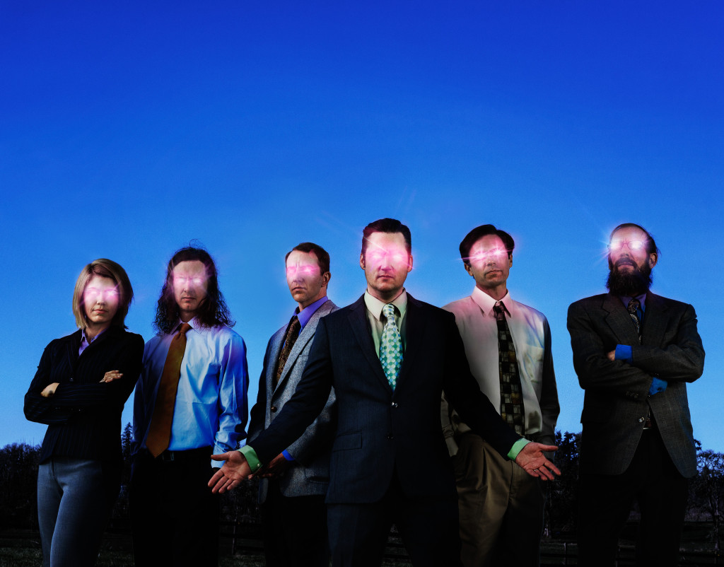 Modest Mouse Pittsburgh, Modest Moust Stage AE