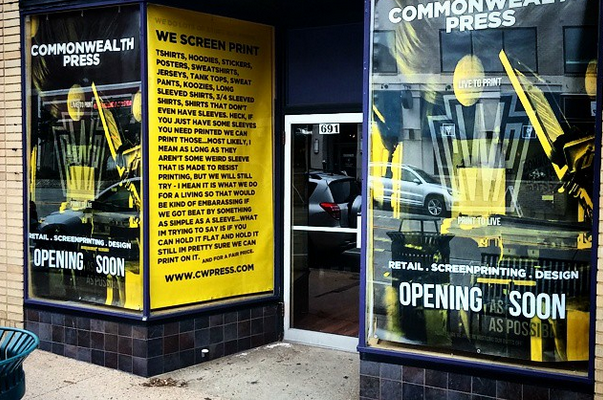 Commonwealth Press expands to Mt  Lebanon location