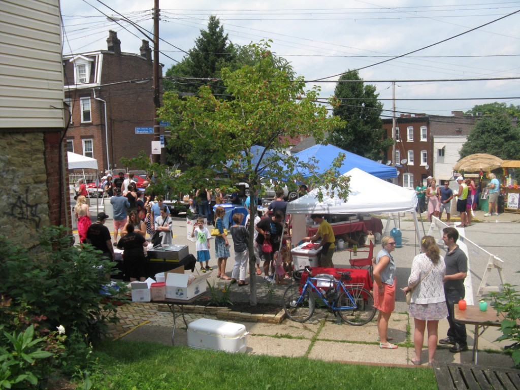 Music Making And More At The Polish Hill Arts Festival