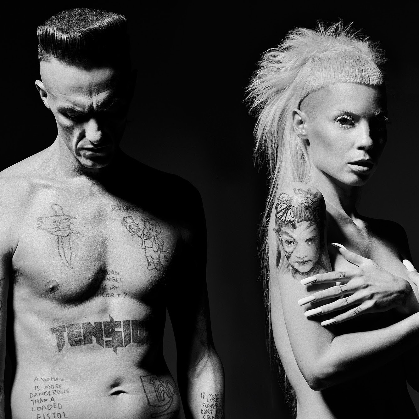Die Antwoord. Photo courtesy the band.