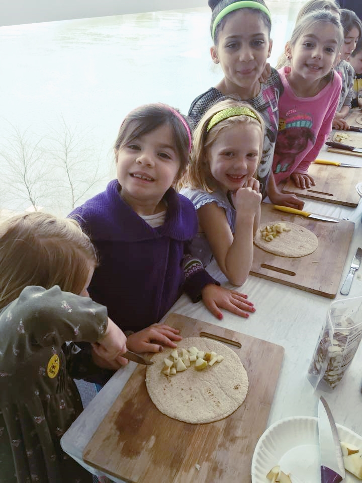 Little Locavores Activity Series at Pittsburgh Public Market. Photo courtesy Farm To Table.
