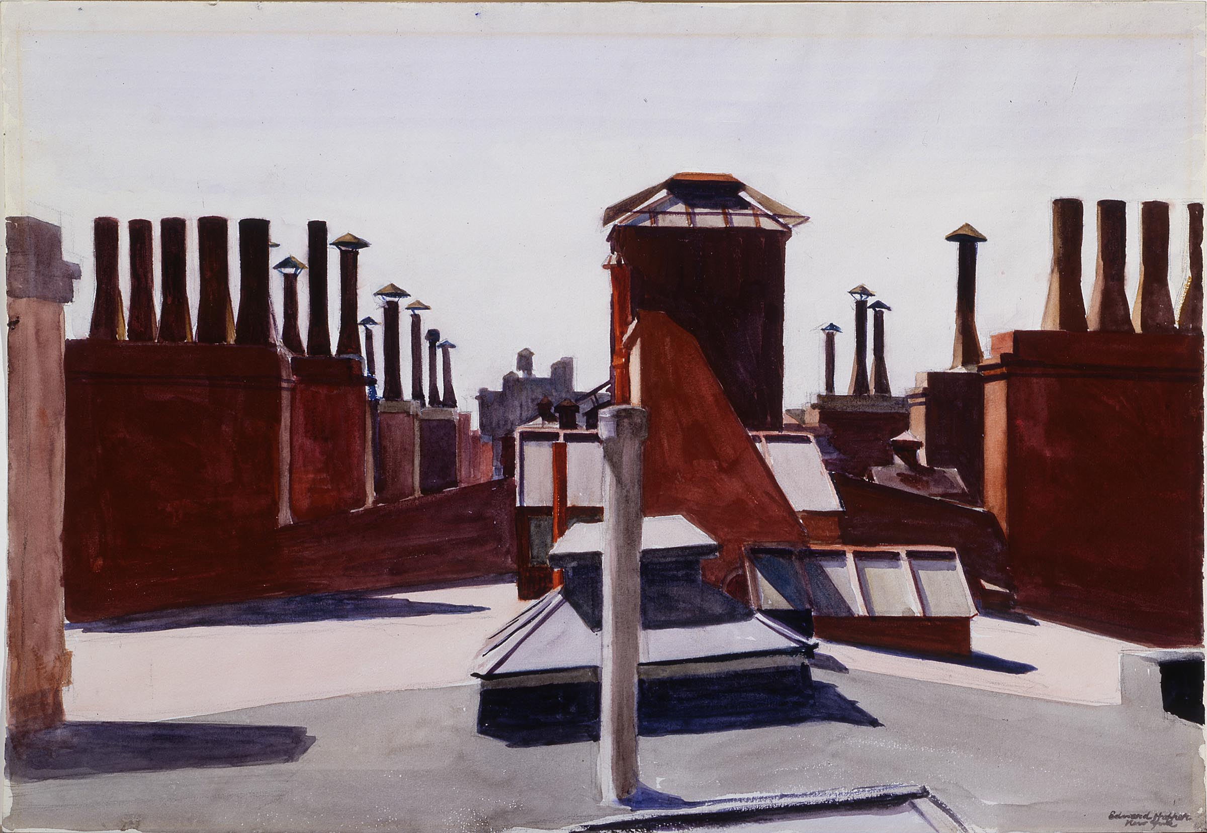 Cmoa Collects Edward Hopper Open Now At Carnegie Museum Of Art