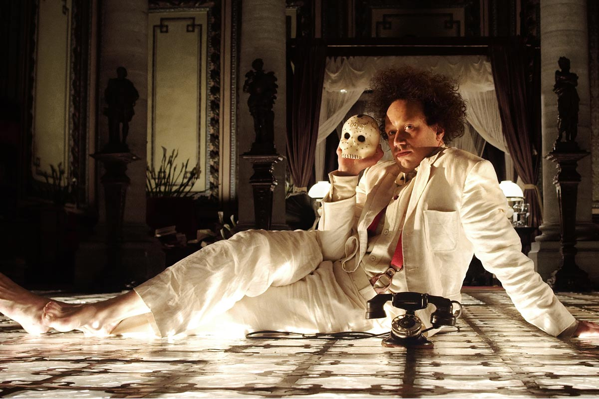 Eisenstein in Guanajuato (Peter Greenaway, 2015).