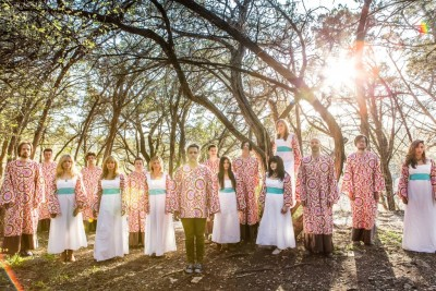 Polyphonic Spree. Photo courtesy the band.