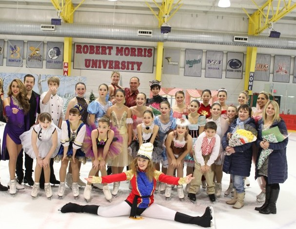Photo courtesy RMU Figure Skating Academy.