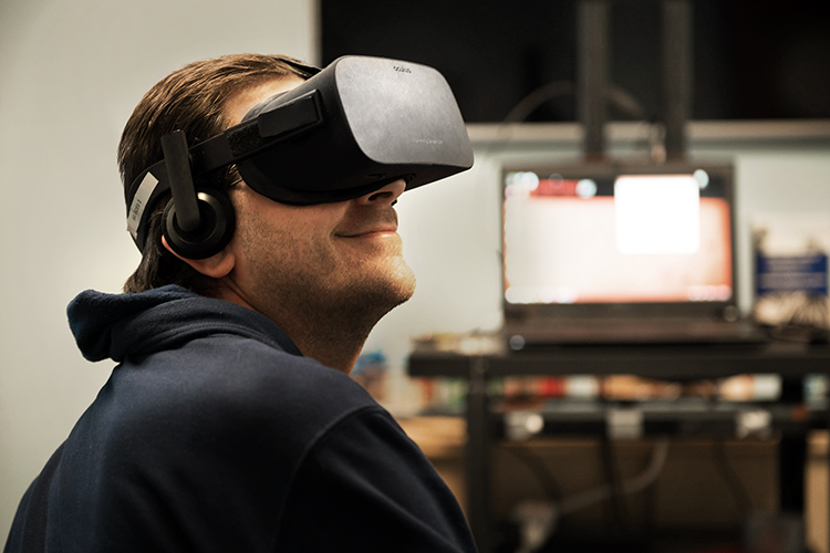 Schell gets its virtual reality game on with Oculus Share.