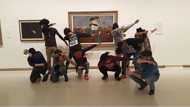 Member of BOOM Concepts have planned the first Third Thursday event at the Carnegie Museum of Art. Photo courtesy CMOA.