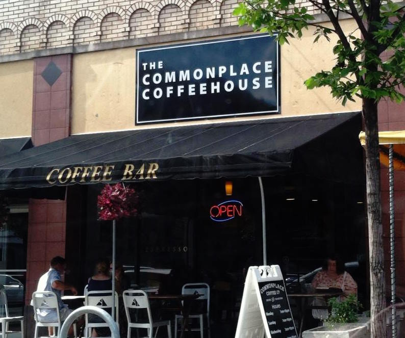 The Commonplace Coffeehouse in Squirrel Hill