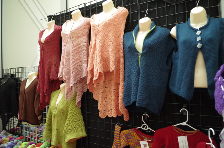 Courtesy Pittsburgh Knit & Crochet Festival