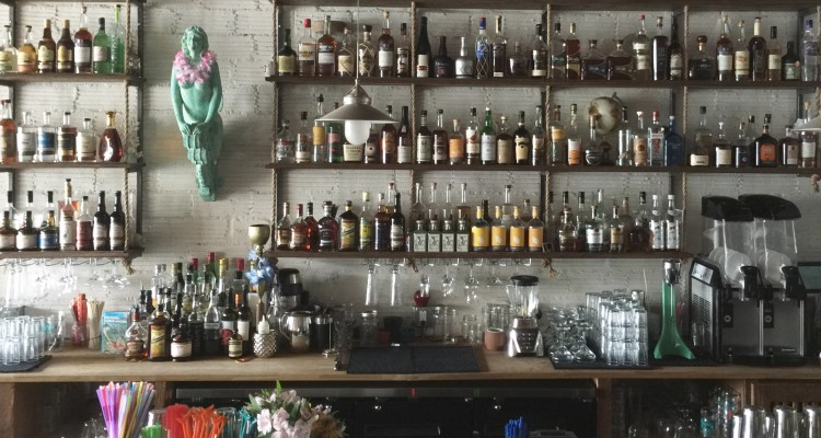 Hidden Harbor Celebrates 99 Bottles Of Rum On The Wall