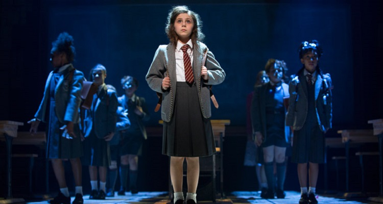 Matilda The Musical at the Benedum Center. Photo by Joan Marcus.