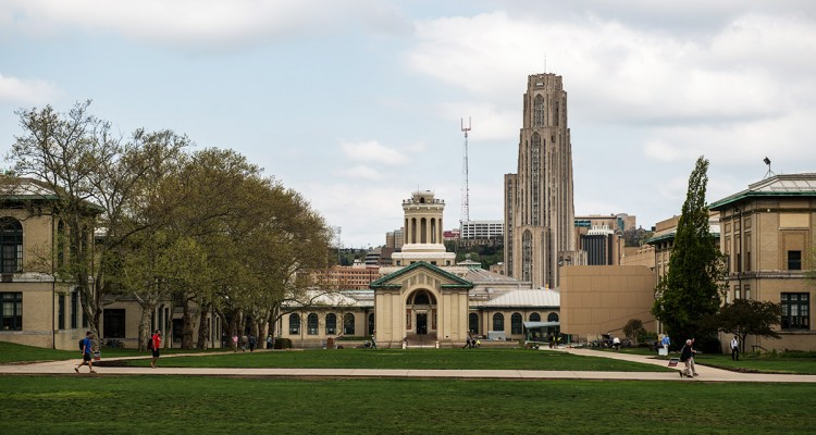 how the university of pittsburgh is emerging from the shadow of