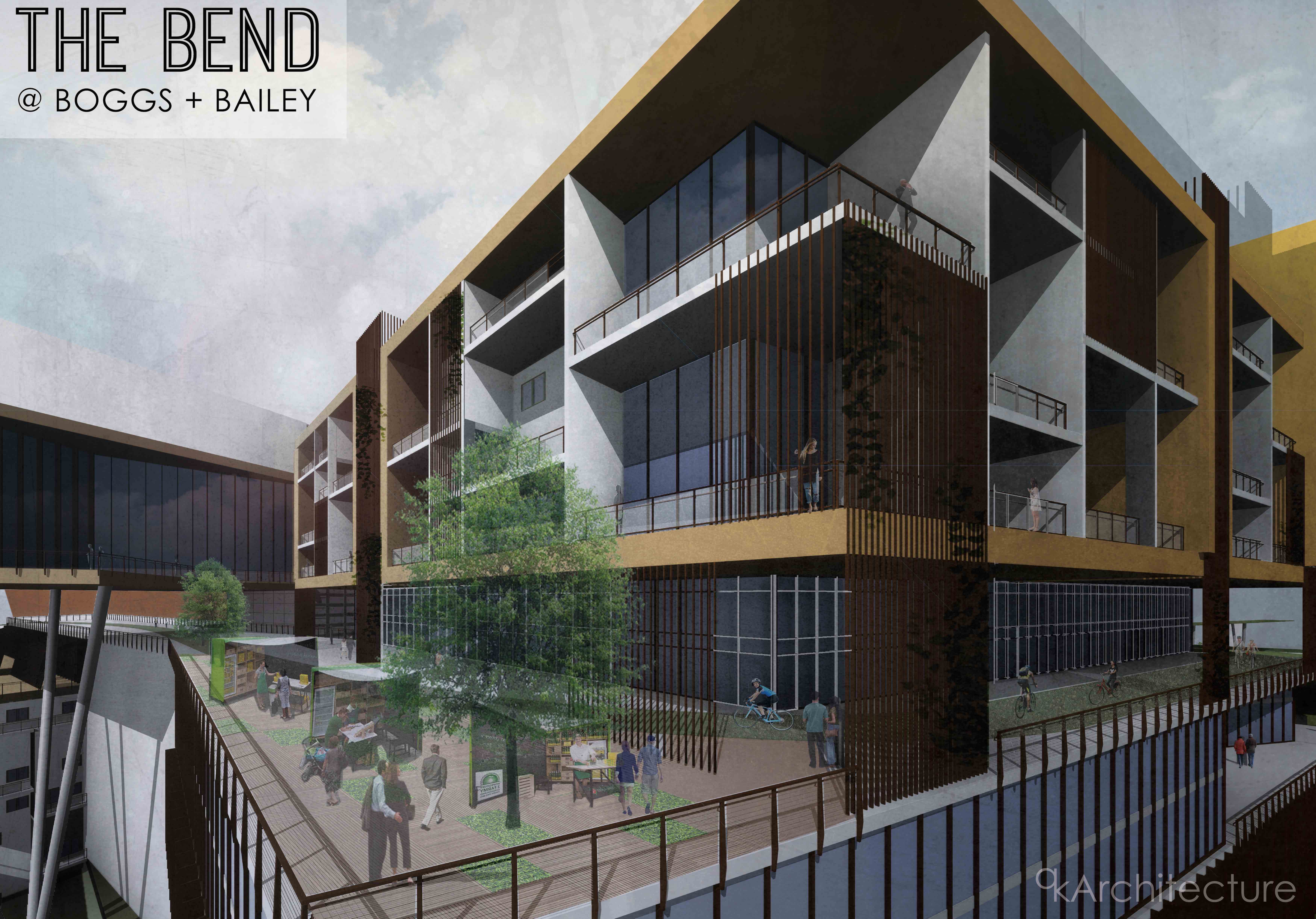The Bend residential development