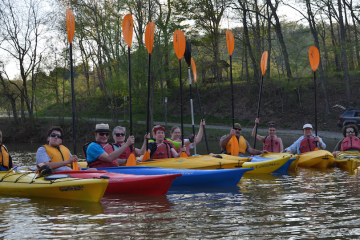 Kayak Pittsburgh Venture Outdoors