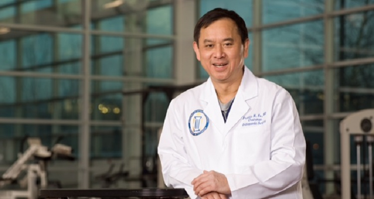 Dr  Freddie Fu becomes first Pittsburgh AOSSM Hall of Fame