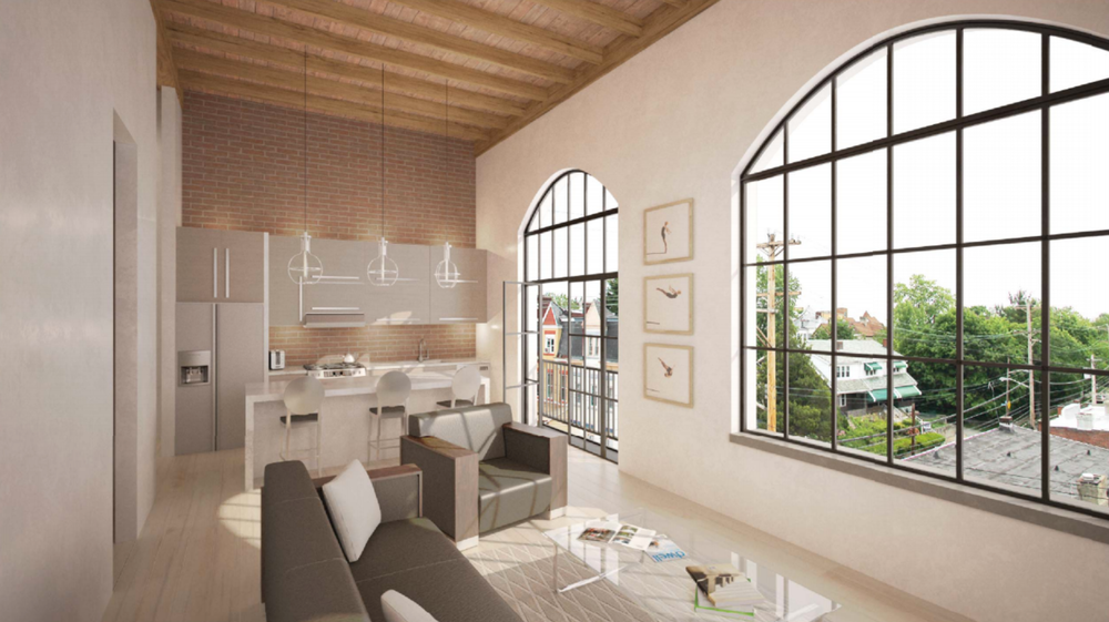 how to turn a warehouse into a loft