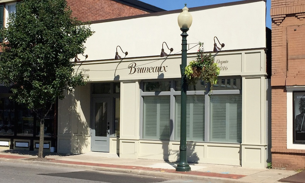 Bruneaux Restaurant opens in former Sewickley Café space