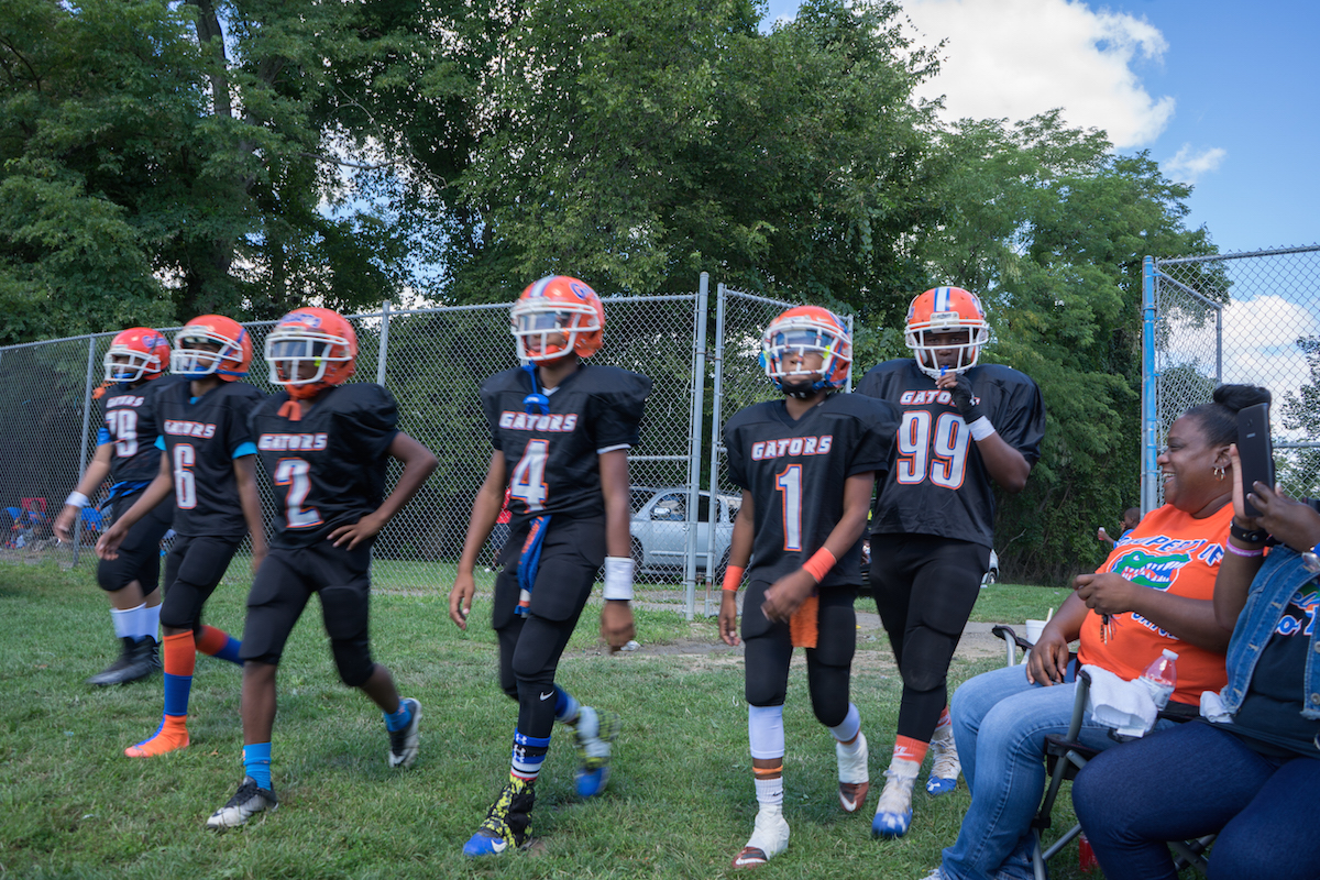 Garfield Gators. Brian Conway photo.