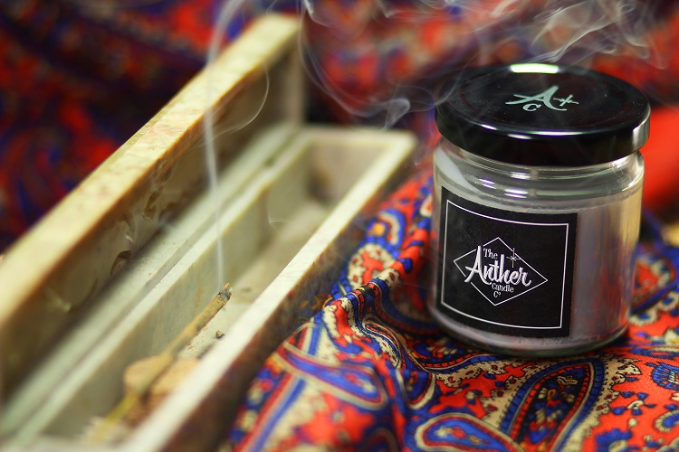 Image courtesy of Anther Candle Company.