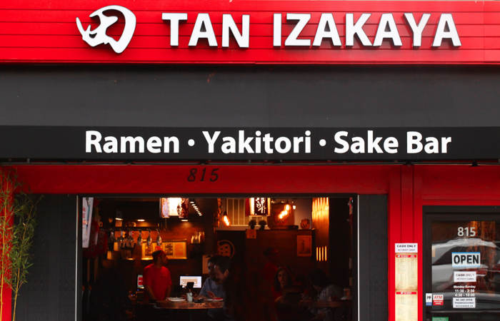 Tan Izakaya in Shadyside