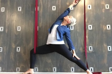 exhale pittsburgh yoga wall
