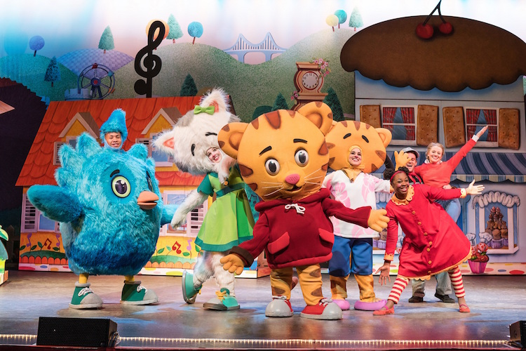 Kidsburgh: Have a grr-ific time at Daniel Tiger\'s Neighborhood Live!