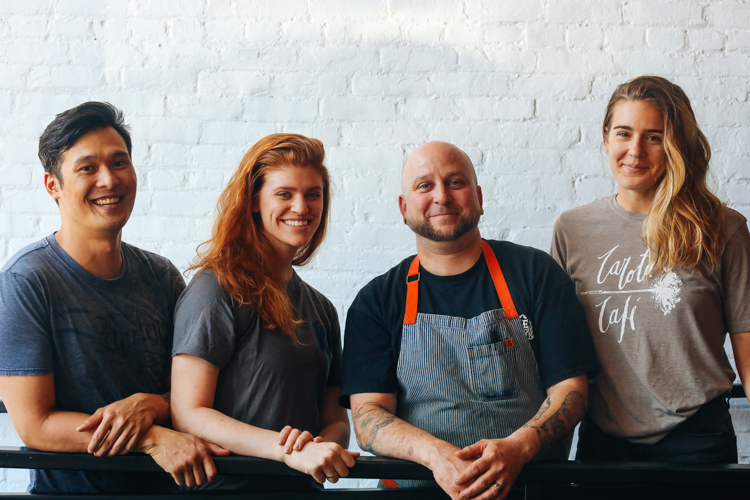 Smallman Galley Chefs