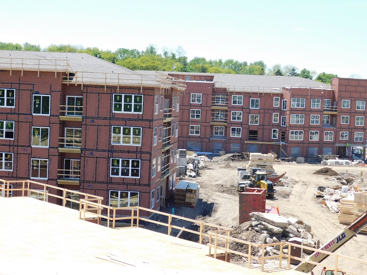 apartments at the ashby at south hills village to offer transit