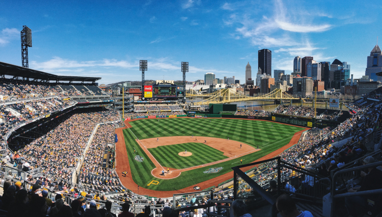 PNC Park Pittsburgh Pirates #1