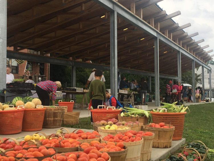 Looking For A Farmers Market This New Interactive Pittsburgh Map