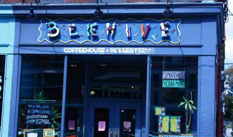 The Beehive Coffeehouse
