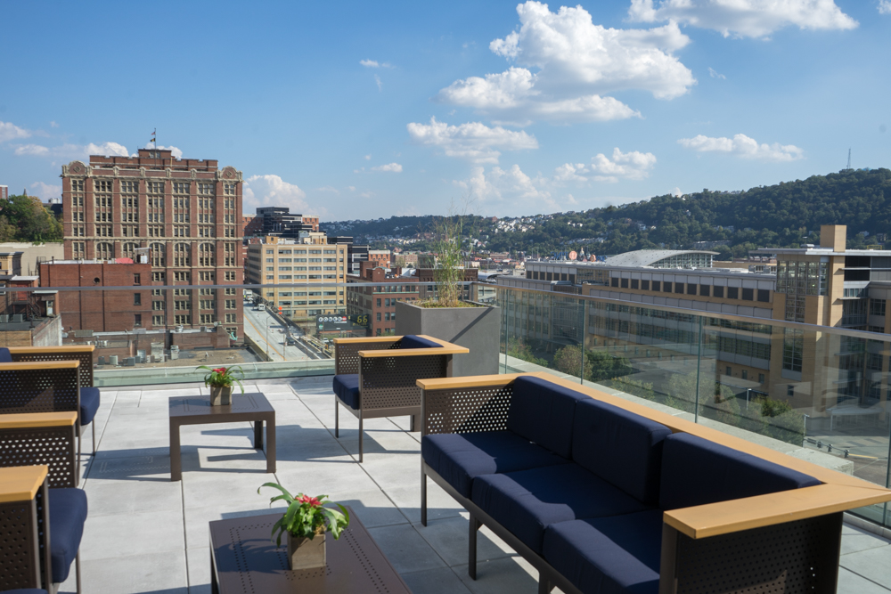 Nyc Hotel Rooms With Terrace