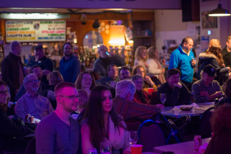 Want a ticket to Pittsburgh's semi-secret night spots? Join the fun at  Roaming Social Club.