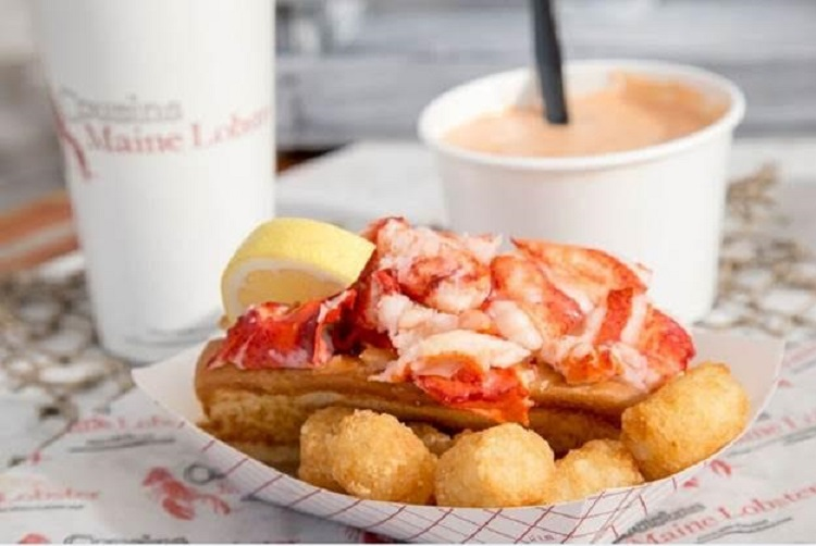 Cousins Maine Lobster Begins Fishing For Customers At The
