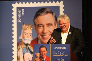 Mr. Rogers stamp