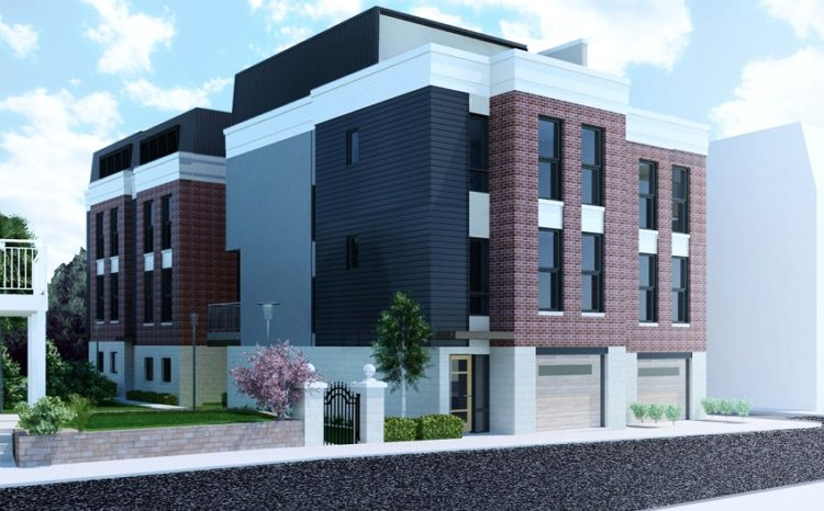 3 New High End Housing Developments Go Up In Lawrenceville And Community Reaction