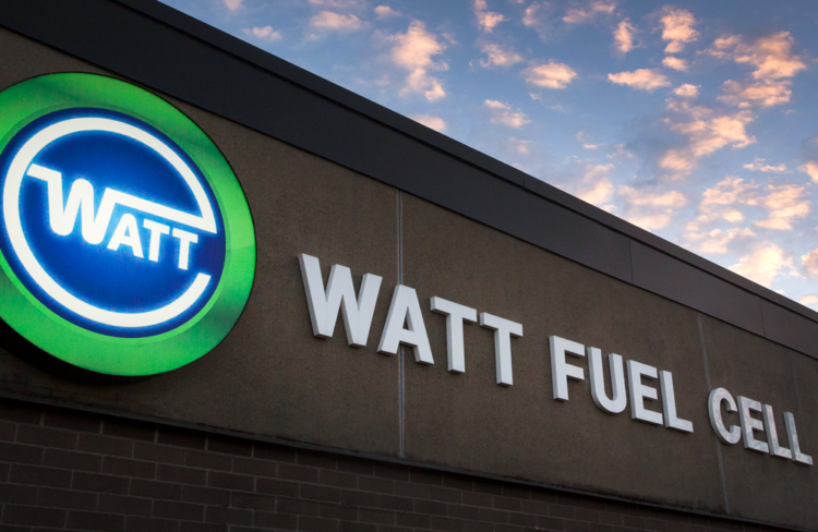 Peoples Gas partners with WATT Fuel Cell for greener energy