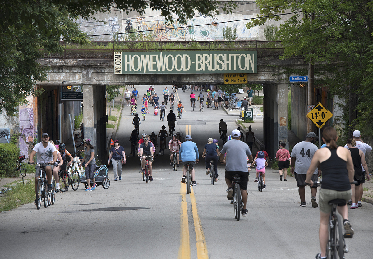 OPen Streets PGH Homewood
