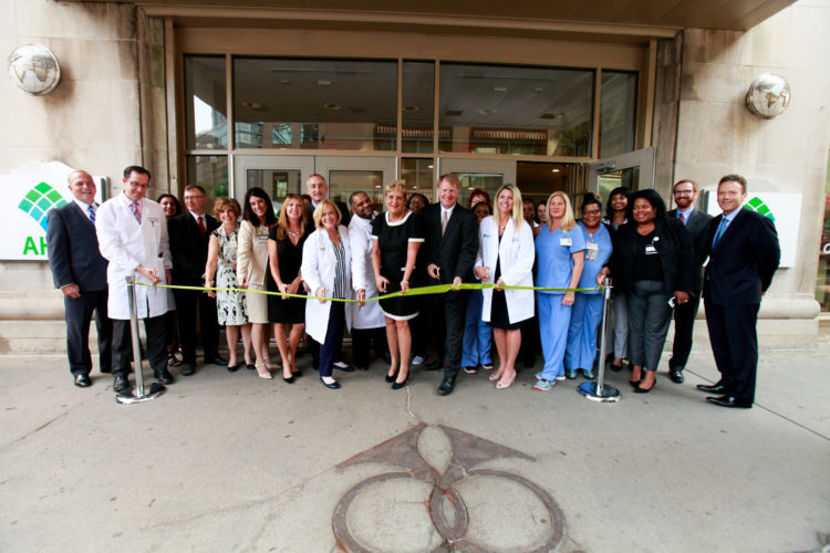 Allegheny Health Network & Highmark open care center Downtown