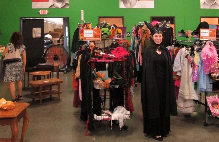why goodwill is the place to find your halloween costume especially this year. Black Bedroom Furniture Sets. Home Design Ideas