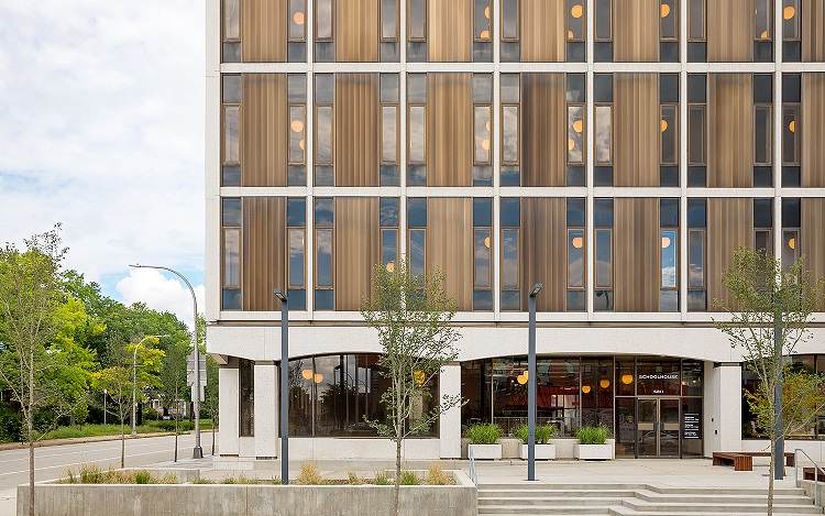 Design magazine Dwell praises Schoolhouse's stunning makeover of East Liberty's Detective Building