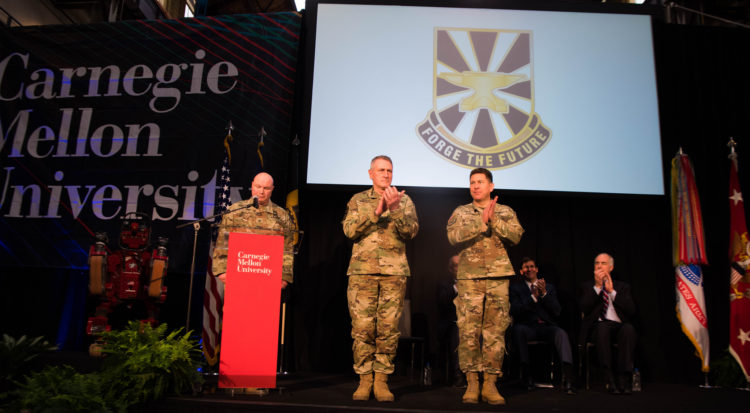 U.S. Army launches AI Task Force at CMU, stirring concerns about lethal machines